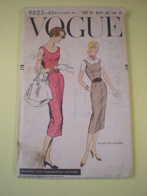 Vogue 9023 image