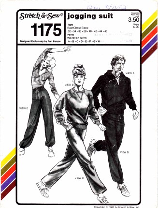 Stretch & Sew 1983 1175