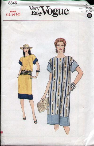 Vogue 8346 70s