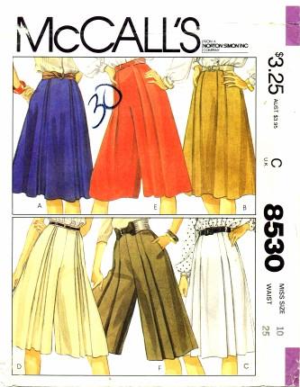 McCalls 1983 8530