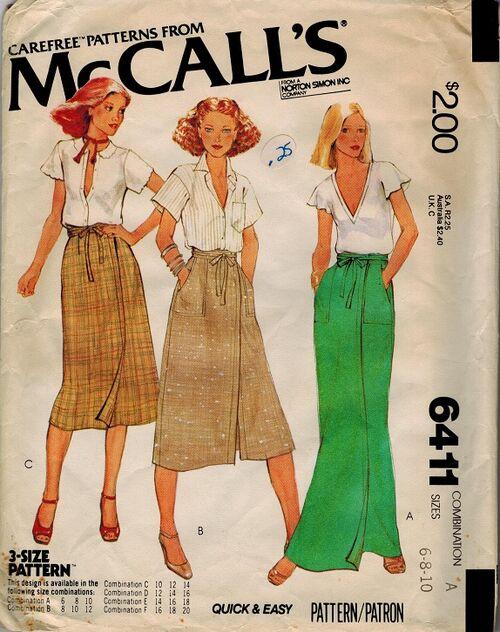 McCall's 6411 70s 001