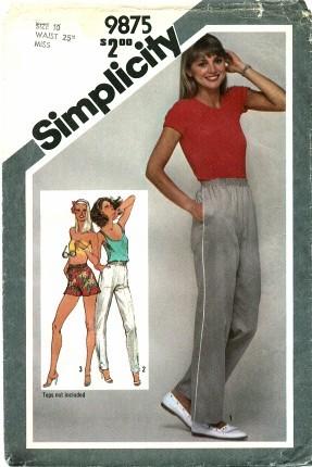 Simplicity 1980 9875