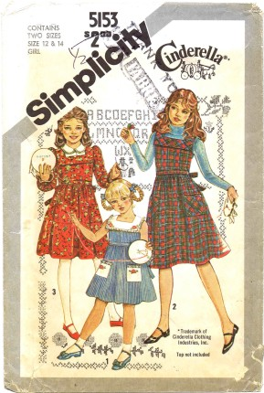 Simplicity 5153