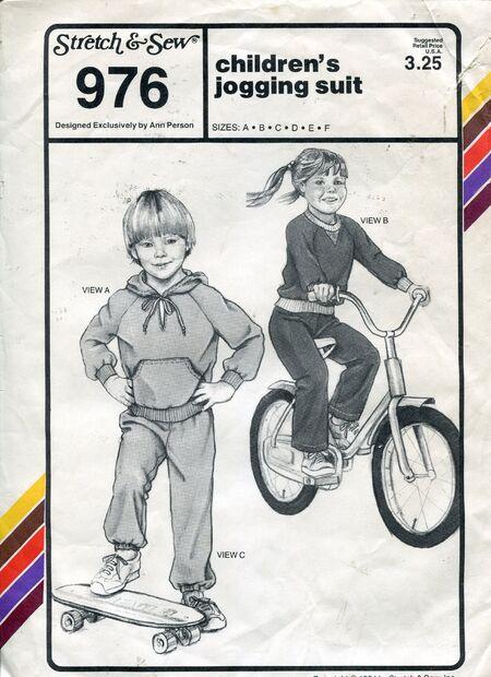 Stretch&sew976
