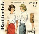 Butterick 2151