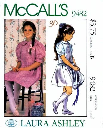 McCalls 1985 9482