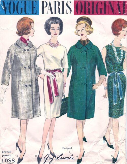 Vogue 1088 image