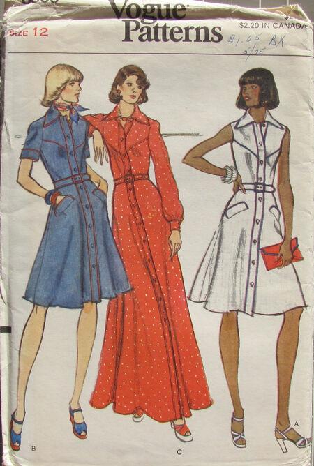 Vogue 8805