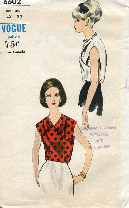 Vogue6602a