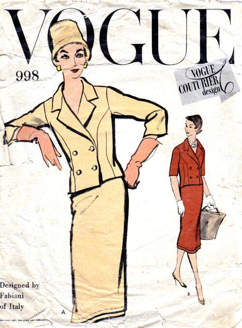 Vogue 998