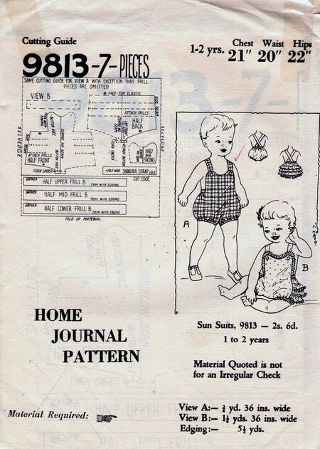 Aust home journal 9813