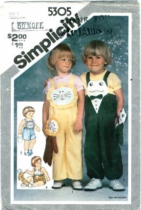 Simplicity 5305