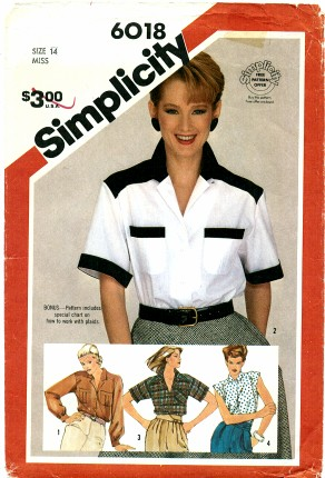 Simplicity 6018