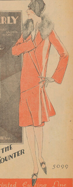 Mccall 1927 5099