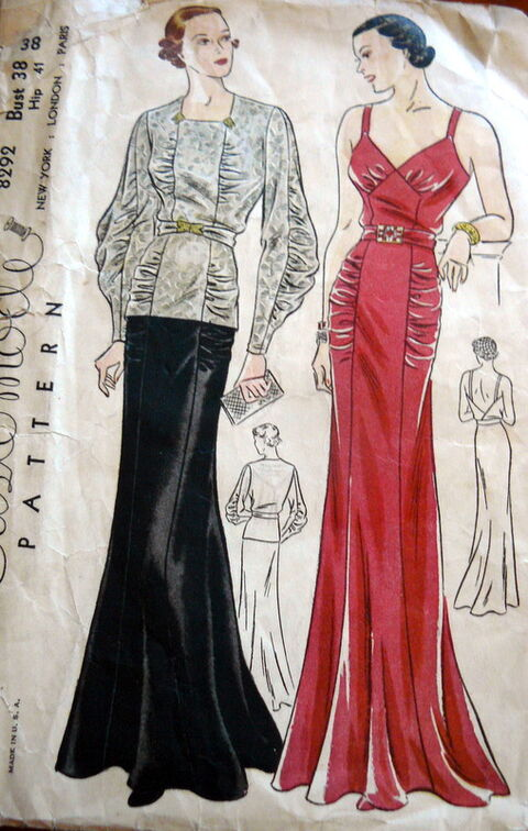 Customode Eveningwear Pattern