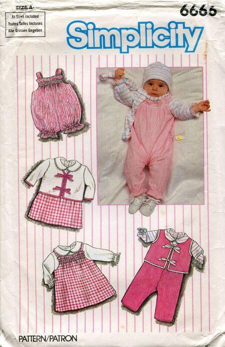 Simplicity6666layette