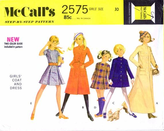 McCalls 1970 2575