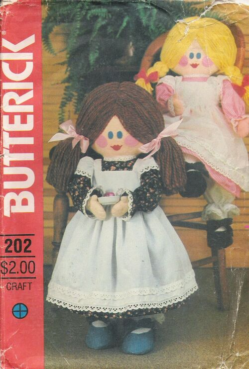 Butterick 202 image