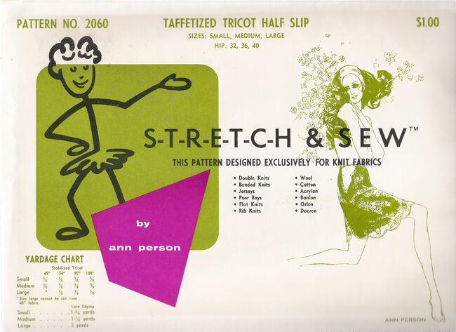 Stretch & Sew 2060 image