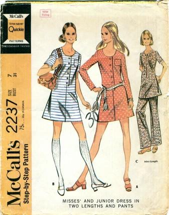 McCalls 1969 2237