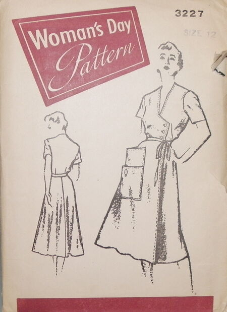 Woman's Day 3227a (1950s)