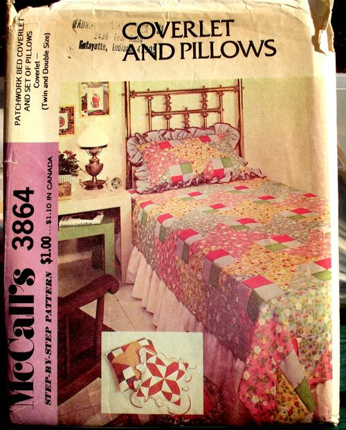 McCall's 3864 A image
