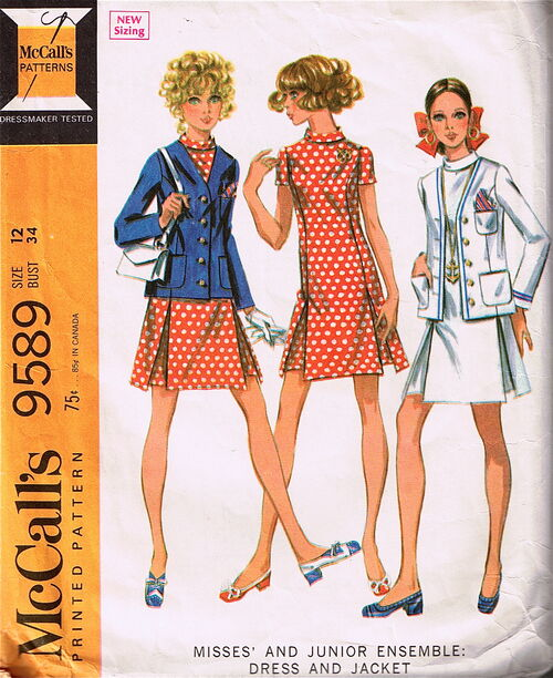 McCall's9589