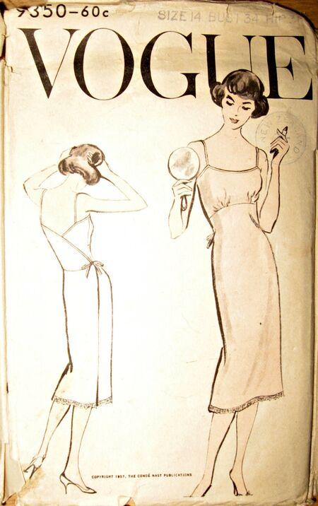 Vogue 9350