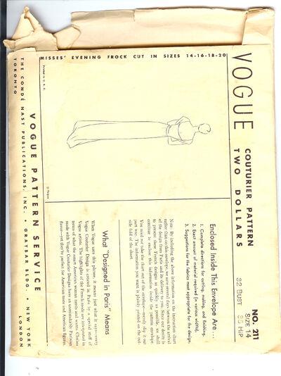Vogue 211b