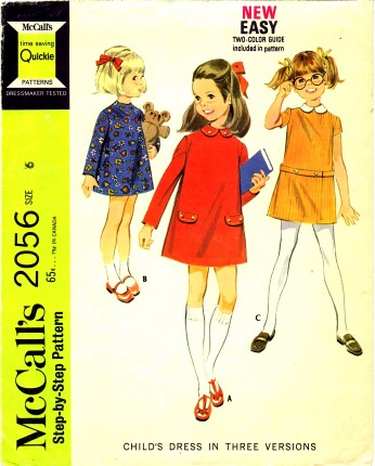 McCalls 1969 2056