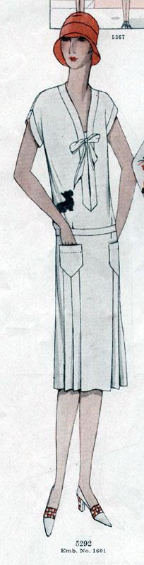McCall 5292 1928