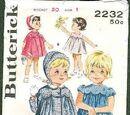 Butterick 2232