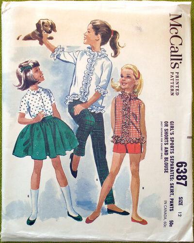 McCalls 6387