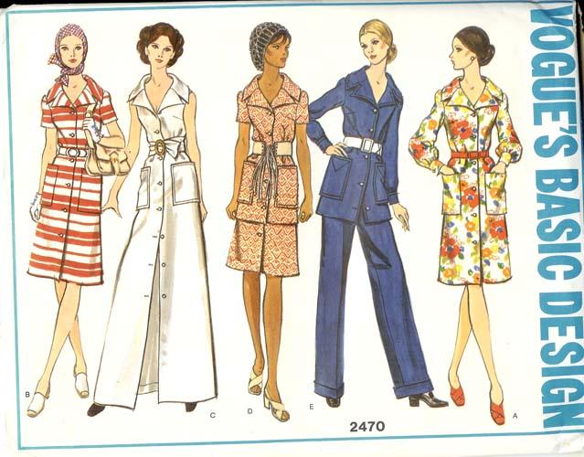 2470v 1970s Dresses
