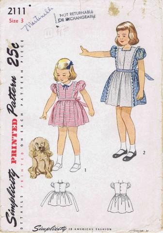 Simplicity 1947 2111