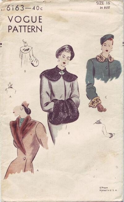 Vogue 6163