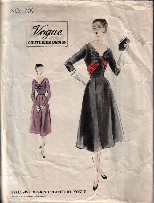 Vogue 709 front