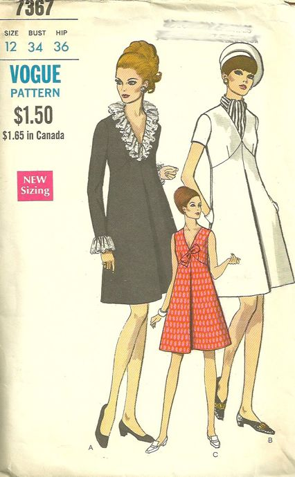 Vogue 7367