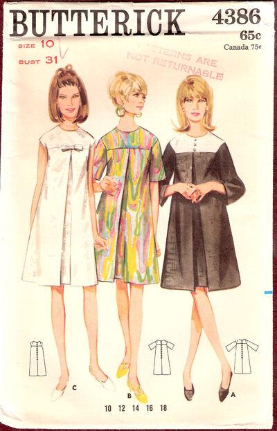 Butterick-one-piece-dress