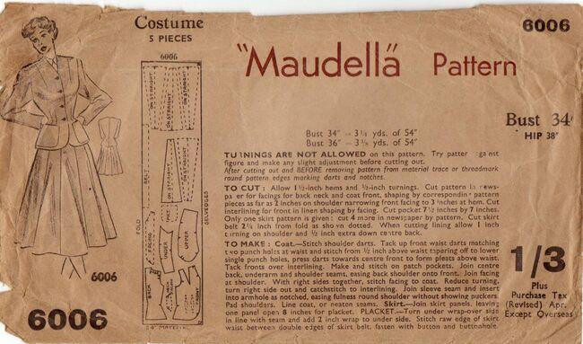 Maudella 6006