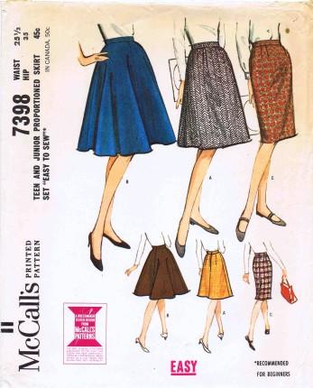 McCalls 1964 7398