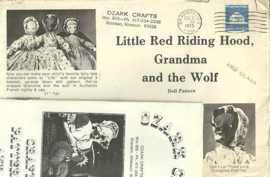 Ozark wolf