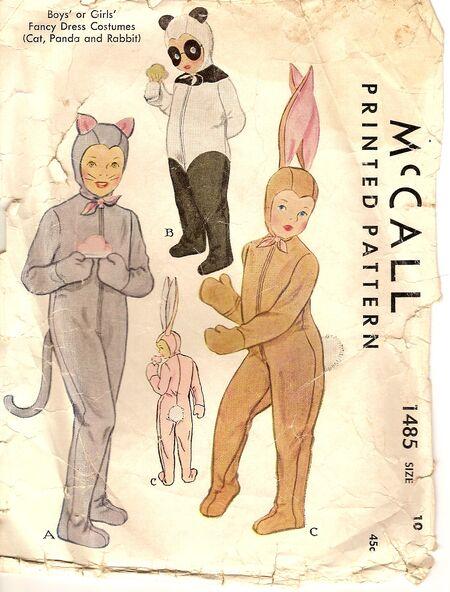 McCall 1485