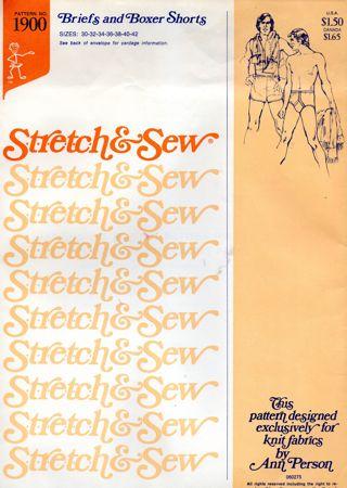 Stretch & Sew 1900