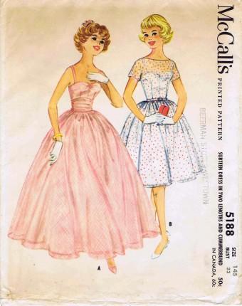 McCalls 1959 5188