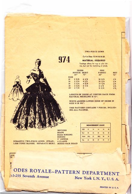 Modes Royale - 974