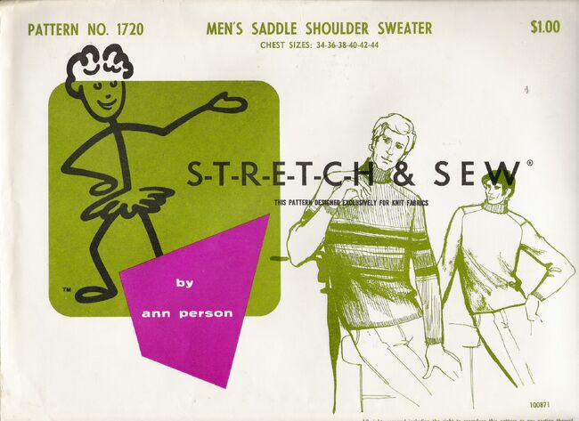 Stretch & Sew 1720 image