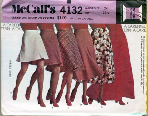 McCalls 4132 70s