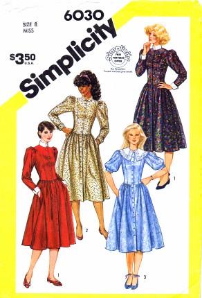 Simplicity 1983 6030