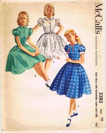 McCalls 1955 3385